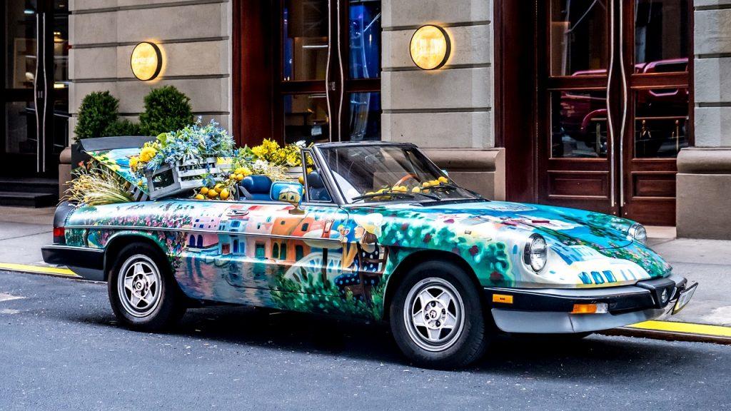 Artystyczna lakiernia samochodowa toruń
