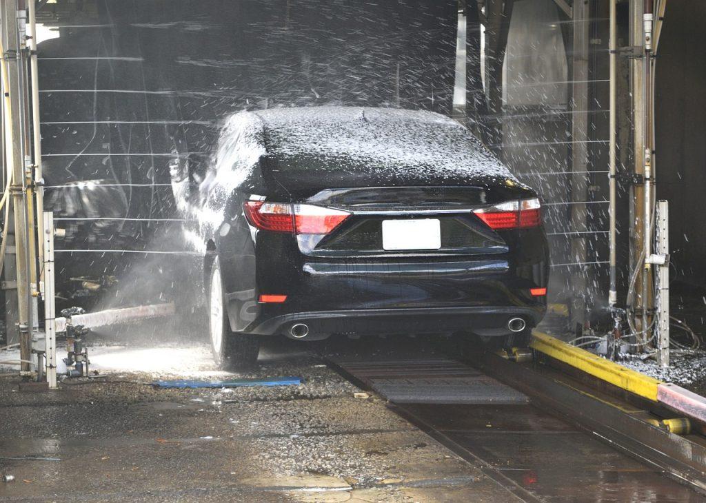 Tania myjnia samochodowa orlen