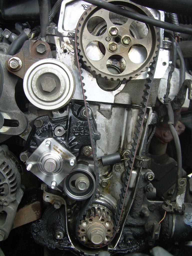 Wymiana rozrządu - mechanika samochodowa robert kamiński