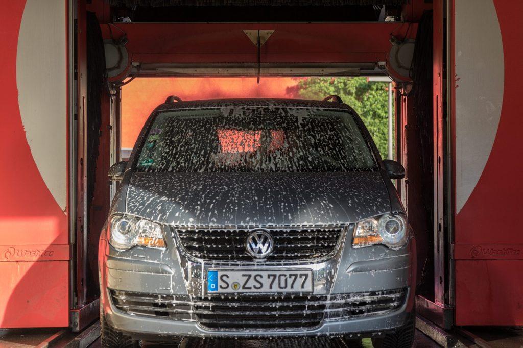 Dobra myjnia samochodowa orlen