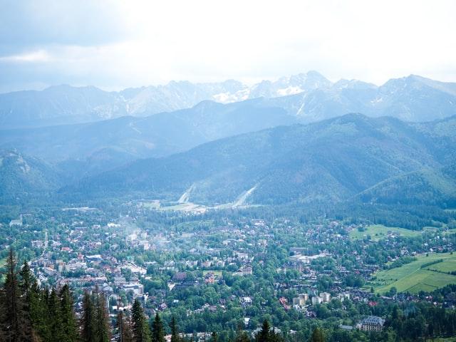 Własna firma w górach